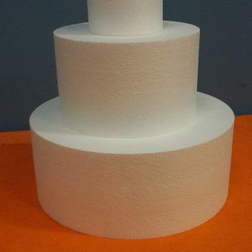 piepschuim taart